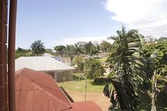 Entebbe- Hotel view