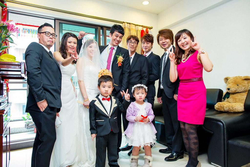 士銘&睿芯Wedding-049