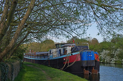 931-41L (Lozarithm) Tags: sharpness gloucs gloucestersharpness canals paths landscape narrowboats k5 smcpda1770mmf4alifsdm pentax zoom 1770