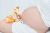Teddy bear and mummy's bump: a maternity photoshoot (Alexandre Moreau | Photography) Tags: woman cute photoshoot birth pregnancy maternity teddybear bump wwwalexandremoreauphotocom