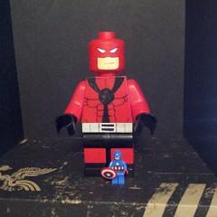 Sickbricks Lego custom Giant Man Hank Pym ( Antman ) (sickbricks) Tags: man giant transformation lego ant superheroes hank bigfig marvel captainamerica avengers afol pym ultron hankpym antman giantman legocustoms ageofultron sickbricks