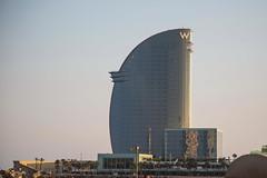 Hotel Vela - Barcelona (Jos M. Arboleda) Tags: barcelona espaa canon eos jose 5d arboleda markiii ef24105mmf4lisusm josmarboledac