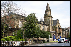 The Couper Institute (GWMcLaughlin) Tags: city urban heritage history architecture buildings scotland glasgow institute trail southside greater local past cathcart lanarkshire couper