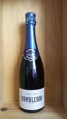 Hambledon Vineyard Classic Cuvee Brut, Hampshire Sparkling Wine