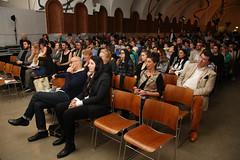 photoset: OPEN Performancefestival: Lecture Marina Abramovic (10.5.2014, Angewandte / mumok Hofstallungen)