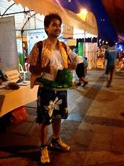 """ชาวไทยรวมพลัง """"ปกป้องกระบี่จากถ่านหิน"""""""