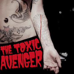 Boxon004 The Toxic Avenger - Bad Girls Needs Love Too