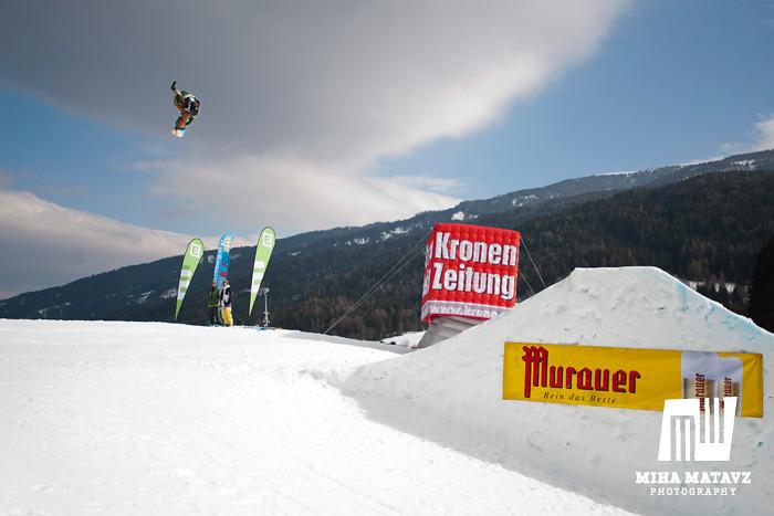Banked Slalom News