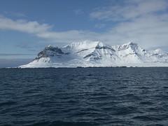 Spitsbergen mountains (g.rokke) Tags: ocean sea mountain snow ice nature water beautiful svalbard fjord magnificent spitsbergen spitzbergen