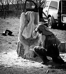 artist (pamelaadam) Tags: people bw sculpture art digital march scotland spring aberdeenshire meetup faith fotolog 2007 lurkation oyne thebiggestgroup spitituality archeolink