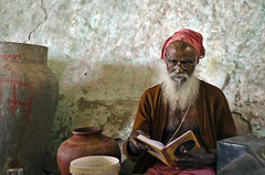 Girnar sadhu (PawelBienkowski) Tags: sadhu sadhus girnar