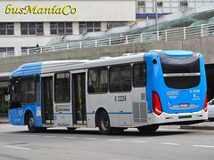 6 2226 Tupi Transportes Urbanos Piratininga (busManíaCo) Tags: bus buses aeroporto congonhas caio ônibus busmaníaco caioinduscar tupitransportes nikond3100 millenniumbrt