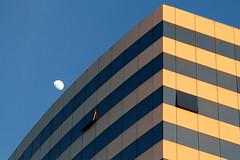 (Antonio Martorella) Tags: moon rome roma luna spacestation palazzo finestre specchi inail canon70d antomarto ntomarto