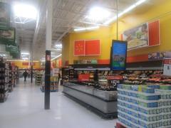 Supermarket (Random Retail) Tags: ny retail store supermarket walmart ithaca 2014