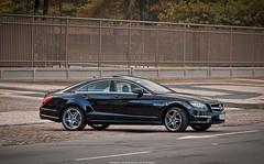 Mercedes-Benz CLS63 AMG (Jeferson Felix D.) Tags: black car canon eos mercedes benz preto mercedesbenz luxury luxo amg luxurycar cls63 60d worldcars mercedesbenzcls63amg canoneos60d