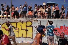 silent frisco (louie imaging) Tags: ocean sf party people cliff house motion hot beach beautiful fun disco dance sand san francisco silent dancing body wave scene heat sands bodies frisco heard cliffhouse