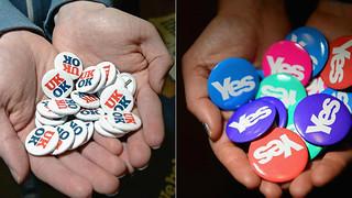 苏格兰独立公投进入百日倒计时