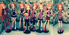 Toralei Doll Collection (MyMonsterHighWorld) Tags: city 3 fashion monster high doll day power signature stripe bean pack alive coffin mattel basic maul ghoul the 3pack ghouls frights at of scaris fearleading toralei