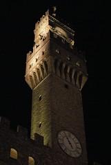 Florenz, Piazza della Signoria, Turm des Palazzo Vecchio (tower of Palazzo Vecchio) (HEN-Magonza) Tags: italien italy tower florence italia tuscany firenze toscana turm florenz piazzadellasignoria palazzovecchio toskany
