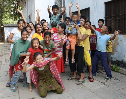 Happy kids