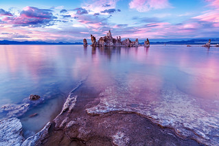 Salt | Mono Lake, California