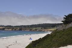 Carmel By the Sea (TMHeyden) Tags: california pebblebeach carmelca nikond90 pacificfog