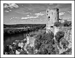 _8133296 [Explore#136] (A. Jimnez) Tags: b summer bw france castle ro river j bn alejandro francia castillo belmonte chinon jimnez a trayo