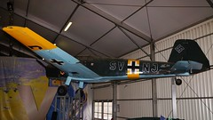 Bcker B 181C-3 Bestmann in Paris (J.Com) Tags: paris france museum de airport aircraft aviation air muse et 181 luftwaffe lebourget bcker bucker bestmann 181c svnj