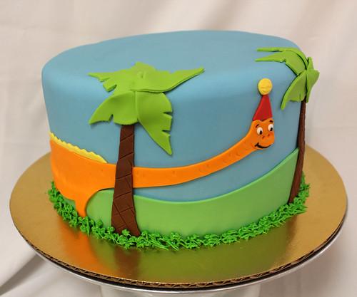 dinosaur birthday Designer
