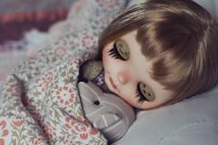 Sweet dreams little girl~