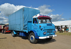 SVJ750J Commer Maxiload Flatbed Lorry Mike Brookes Ltd (Beer Dave) Tags: classic truck lorry commercial vehicle commer flatbed rootes hgv maxiload svj750j mikebrookesltd