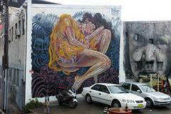 (th3butcherofbilbao) Tags: sydney street art leica nychos