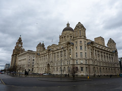 Port Of Liverpool Building (kev thomas21) Tags: liverpool merseyside england 3graces waterfront grade2 listed building view photography photographers uk urban city liverbuilding portofliverpoolbuilding history