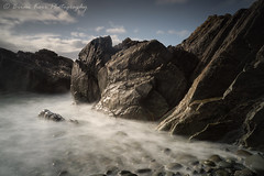 Coastal Textures (.Brian Kerr Photography.) Tags: scotland scottish scottishlandscapes scotspirit scottishseascapes dumfriesandgalloway landscapephotography photography seascape rocks nature naturallandscape natural portlogan robertsonsbay outdoor outdoorphotography availablelight a7rii sony sunlight seas water ocean rocky coastal coast coastline weather winter spring boulders pebbles briankerrphotography briankerrphoto