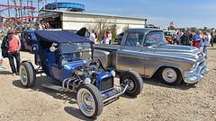 Buckets n Bones.. (Harleynik Rides Again.) Tags: tbucket barebones bucketsnbones modelt v8 truck custom streetrod harleynikridesagain nikond810 inexplore explore