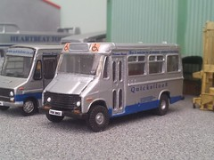 Grass Rootes (quicksilver coaches) Tags: dodge 50series s46 rootes quicksilver rtcmodels 176 oo whitemetalkit model code3