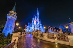 Cinderella Castle (MattStemerman) Tags: magickingdom cinderellacastle nikon d750 disneyworld wdw waltdisneyworld disney