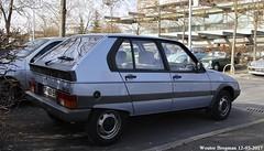 Citroën Visa 17 RD 1987 (XBXG) Tags: dr829ek citroën visa 17 rd 1987 citroënvisa diesel gazole 30ème salon des belles champenoises époque reims marne 51 grand est grandest champagne ardennes france frankrijk vintage old classic french car auto automobile voiture ancienne française vehicle outdoor
