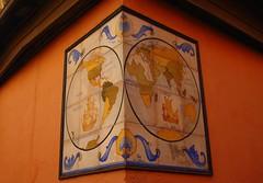 Azulejos en calle Torrecilla del Leal. Madrid (Carlos Viñas-Valle) Tags: azulejo calletorrecilladelleal