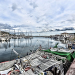 ARENYS DE MAR   - PORT   -   PUERTO -  HARBOUR thumbnail