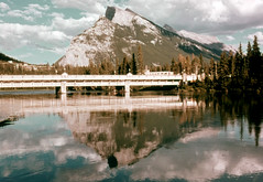 DOS21-39 (mudsharkalex) Tags: canada alberta banff banffab banffnationalpark mtrundle mountrundle bowriver storeboughtslide storeboughtslides