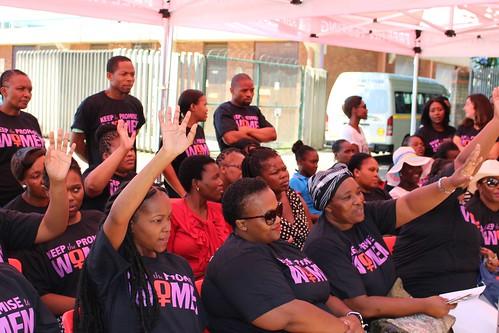 International Women's Day: Durban, South Africa