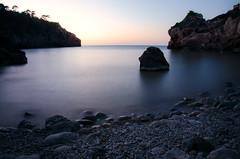 Cala Deià (sergio.nvs21) Tags: mallorca cala deia sunset nikon twilight crepúsculo d7000