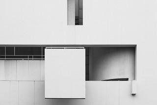 Richard Meier. MACBA #14