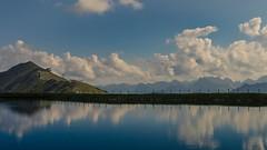 Mountain Reflections (Netsrak) Tags: oberstdorf bayern deutschland de alpen alps kanzelwand kleinwalsertal fellhorn