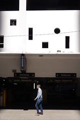 Modern Park (michael.veltman) Tags: chicago illinois parking garage modern art