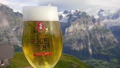 Grindelwald (O!i aus F) Tags: wandern alpen osm k5 grindelwald faulhorn bier rugenbräu rugen first schweiz berneroberland