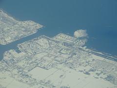 Nihon Kai LNG Niigata 新潟県、日本海エル・エヌ・ジー (Shutter Chimp: Im back!) Tags: 航空写真 arial 新潟 niigata 日本 japan 雪 snow 海 sea
