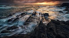 Bermeo sunrise (teredura58) Tags: bermeo costa sunrise amanecer alavavision cantabrico mar sonyflickraward
