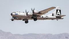 "B-29 Superfortress ""FIFI"" (fourhundredyears) Tags: arizona mesa gateway airport fifi b29"